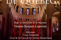 messe quebecoise