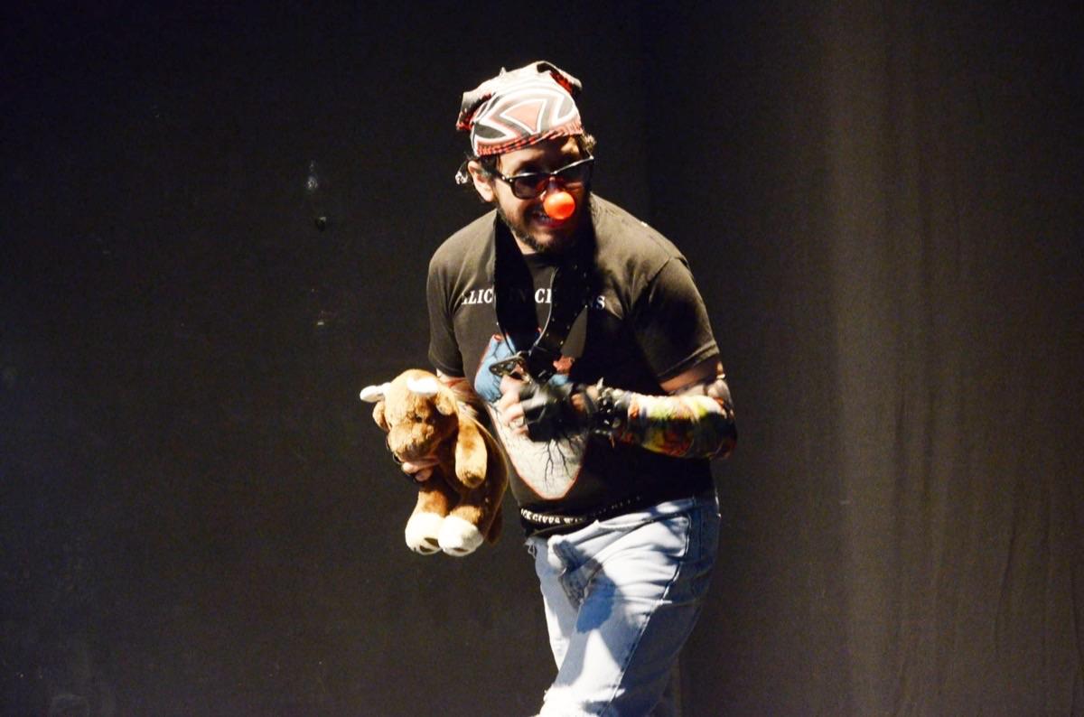 Clown con Silvia Brito_8087