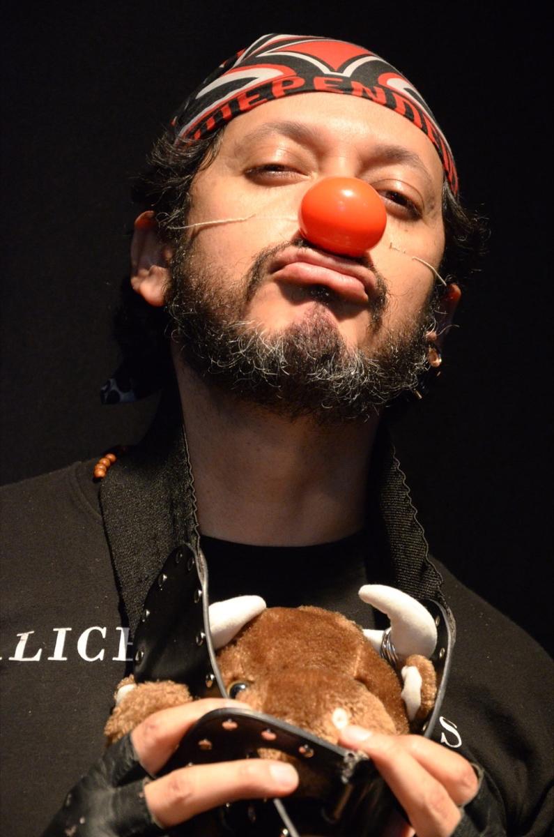 Clown con Silvia Brito_8141