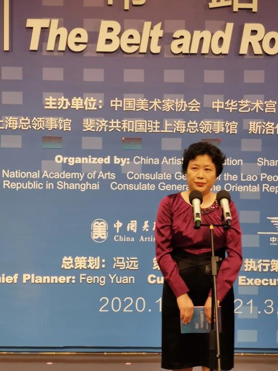 DENG-Jun-Secretary-of-the-Party-Committee-of-Shanghai-Art-Museum