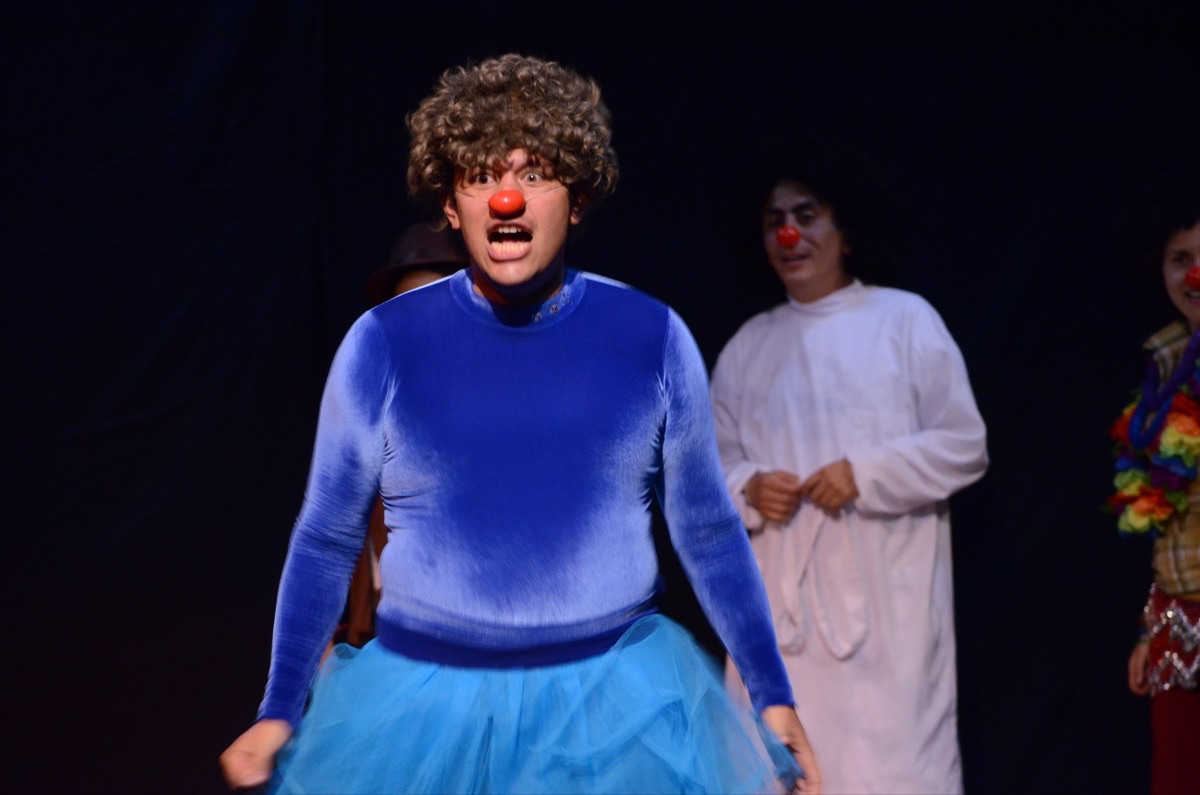 Clown con Victor Quiroga_1338