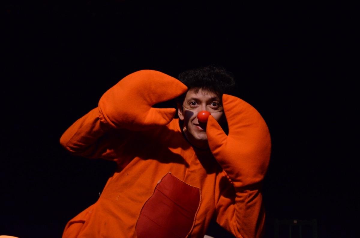 Clown con Victor Quiroga_1679