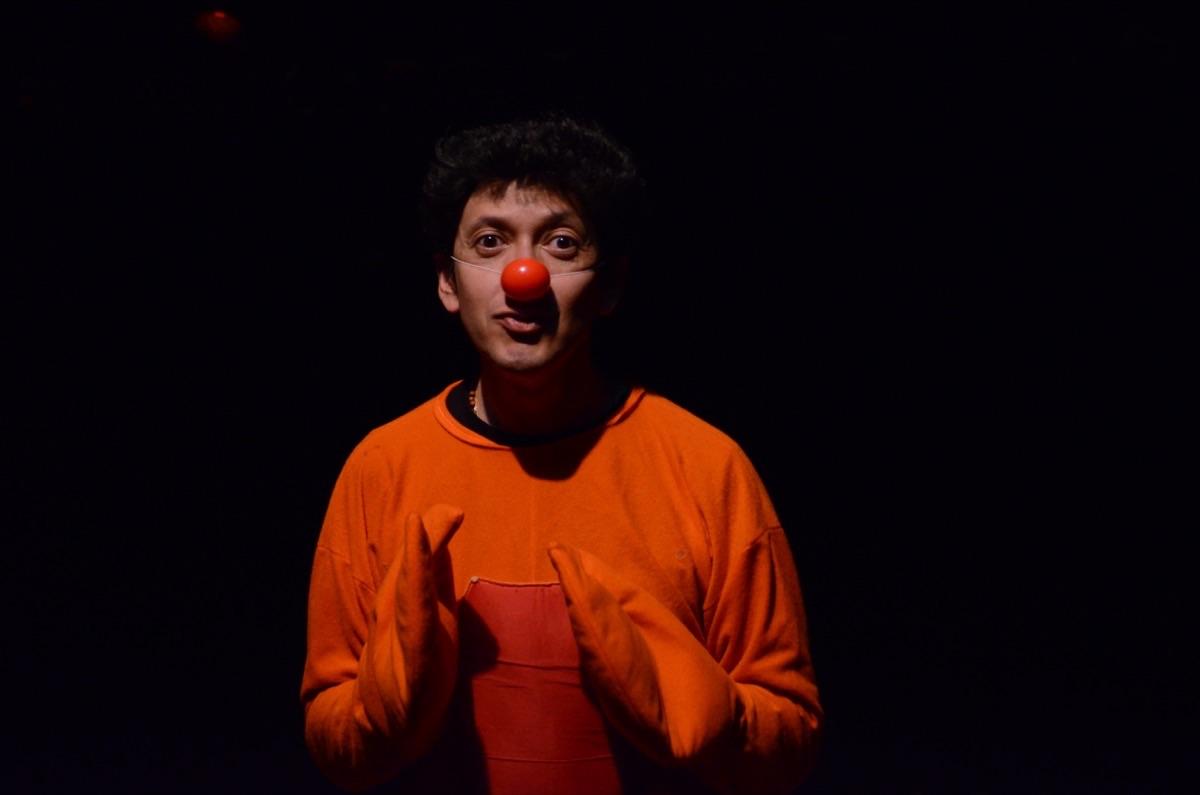 Clown con Victor Quiroga_1681