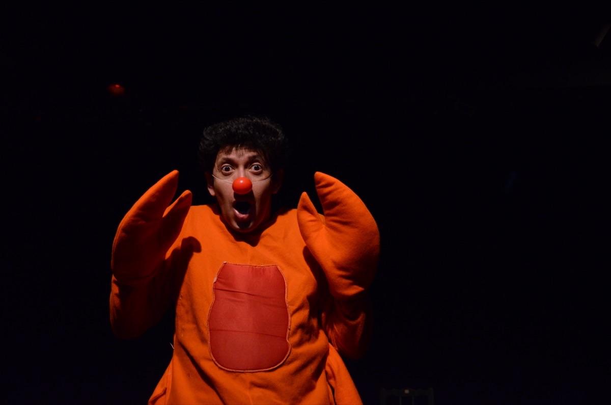 Clown con Victor Quiroga_1685