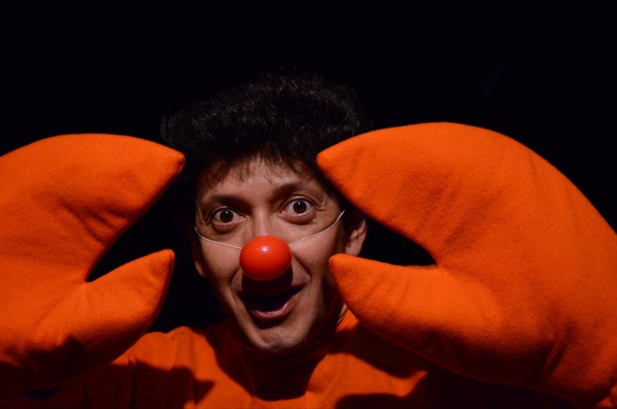 Clown con Victor Quiroga_1703