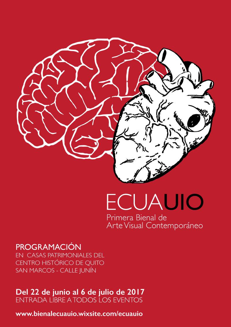 ECUAUIO · Primera Bienal de Arte Visual Contemporáneo